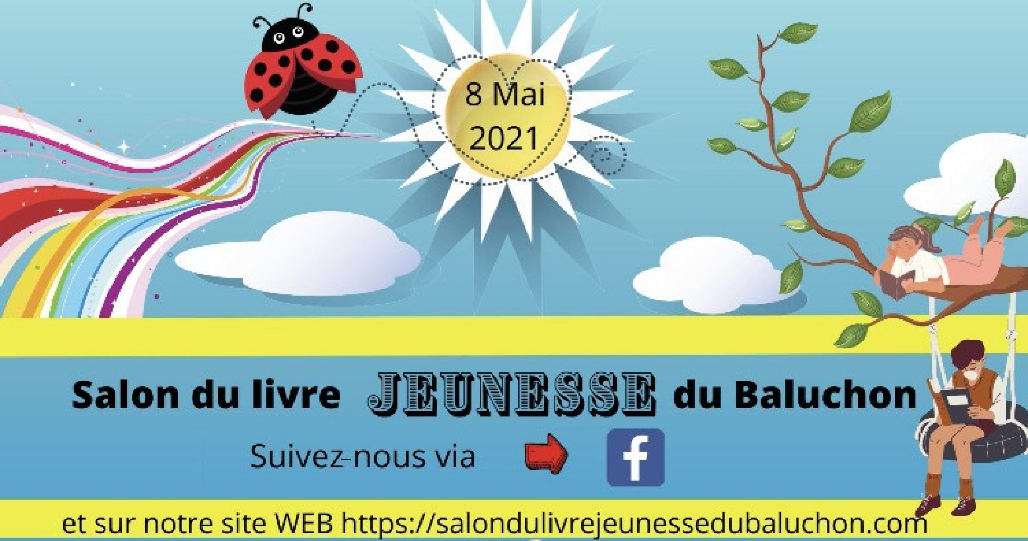 Salon du livre jeunesse du Baluchon